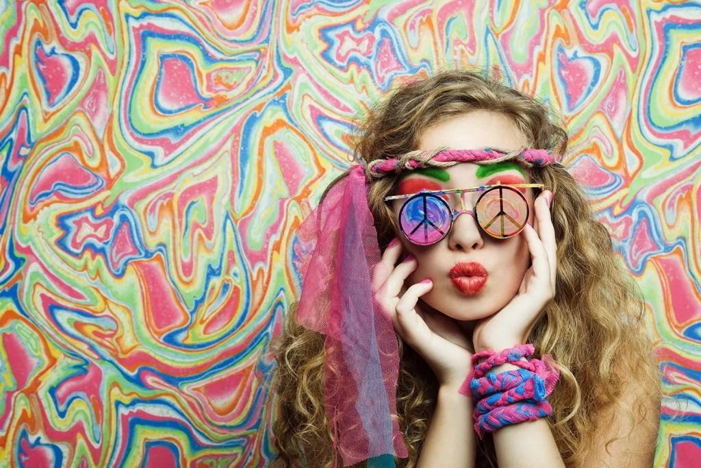 carnevale hippie hippy festa a tema