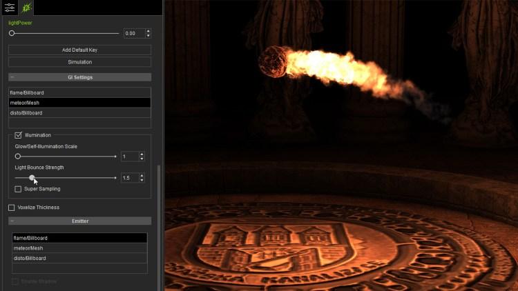 Light-Shadow-GI- HDR