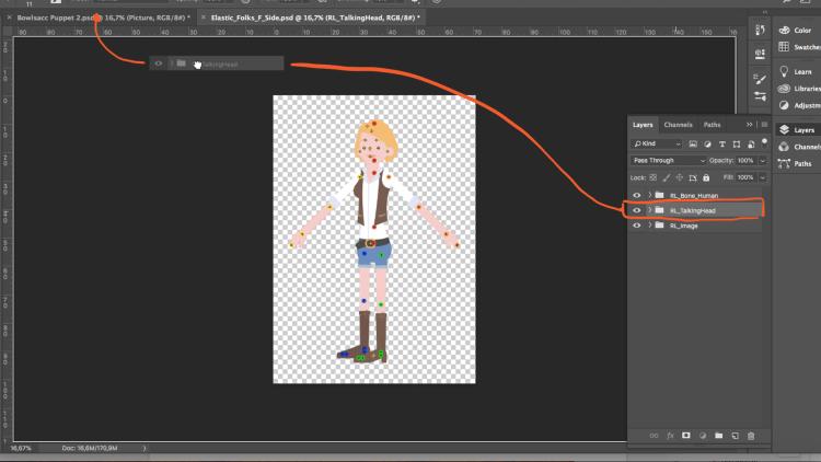 Tạo video hoạt hình đoạt giải cùng với Cartoon Animator 4 và Photoshop