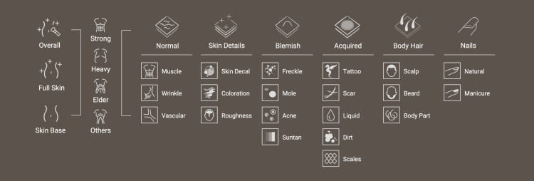 Reallusion Releases Character Creator 3 3 And Skingen Reallusion Magazine