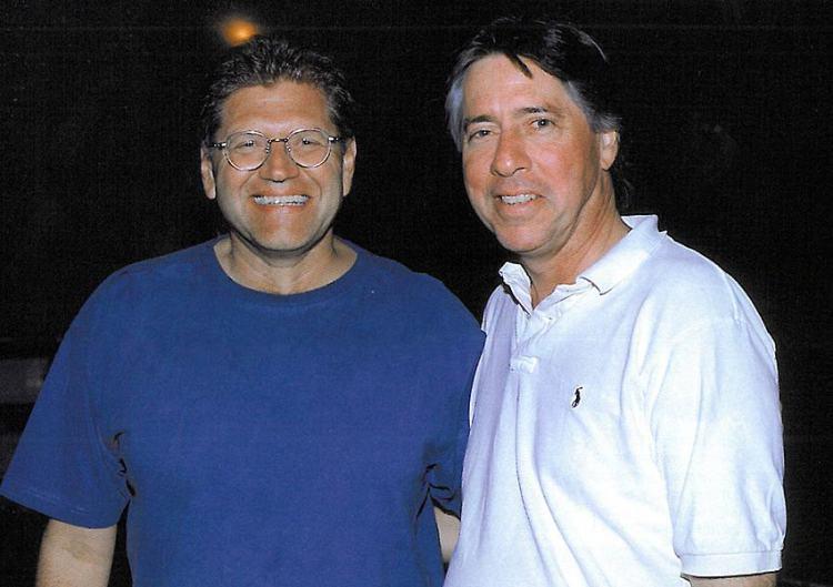 Robert Zemeckis and Alan Silvestri