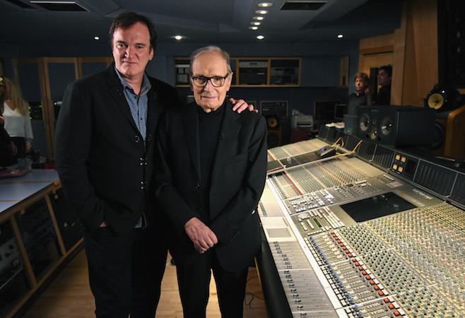 "Ennio Morricone - Live Recording ""H8ful Eight"" Soundtrack - Day 2"