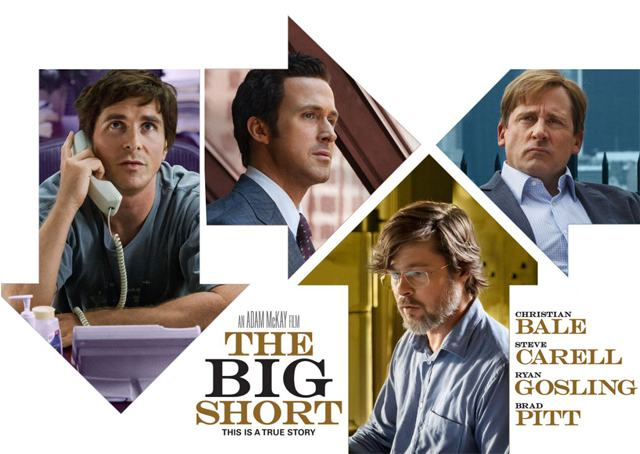 Nicholas Britell writes for The Big Short