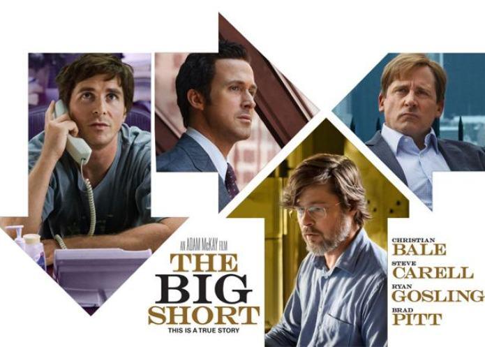 The Big Short Adam Mc Cay