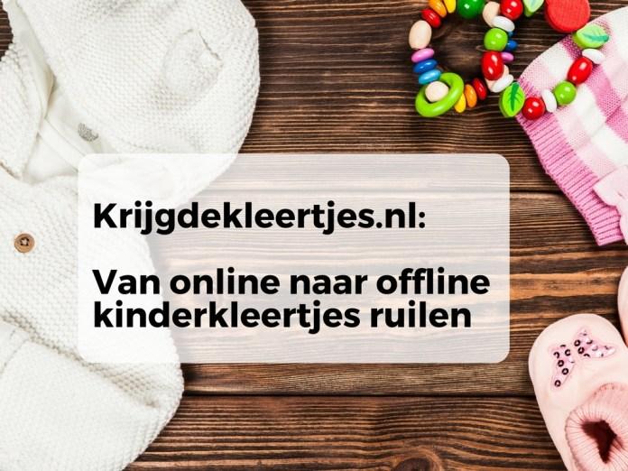 van online naar offline