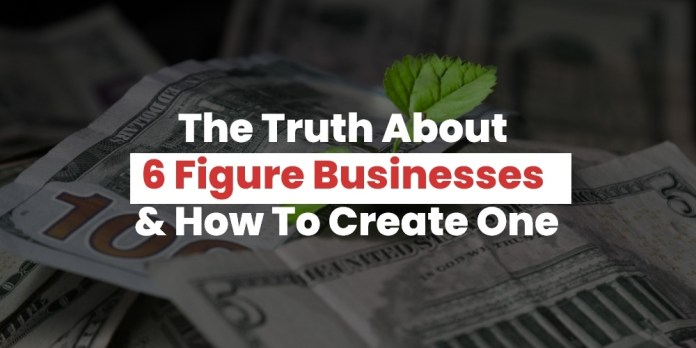 Why Is Your Business Not Reaching 6 Figures