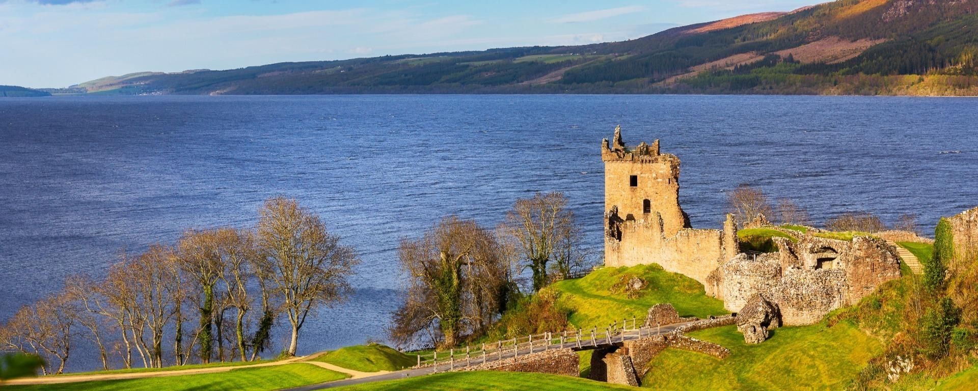 Loch Ness banner