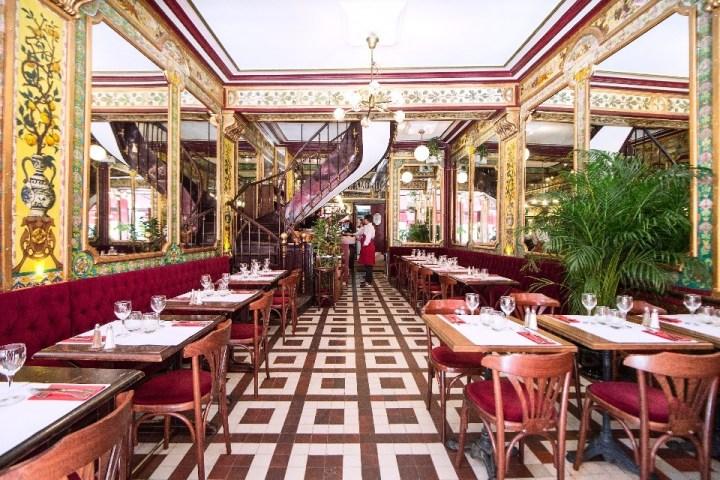Restaurant Pharamond, Paris
