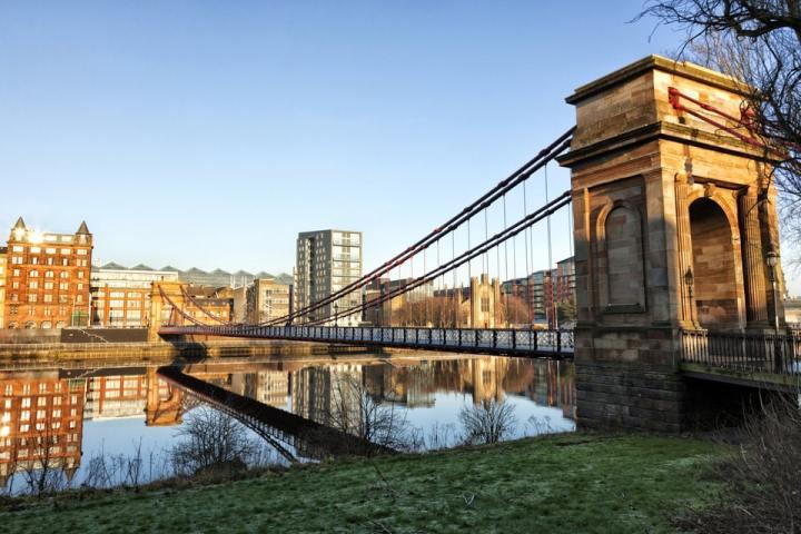 South Portland Street Bridge, Glasgow