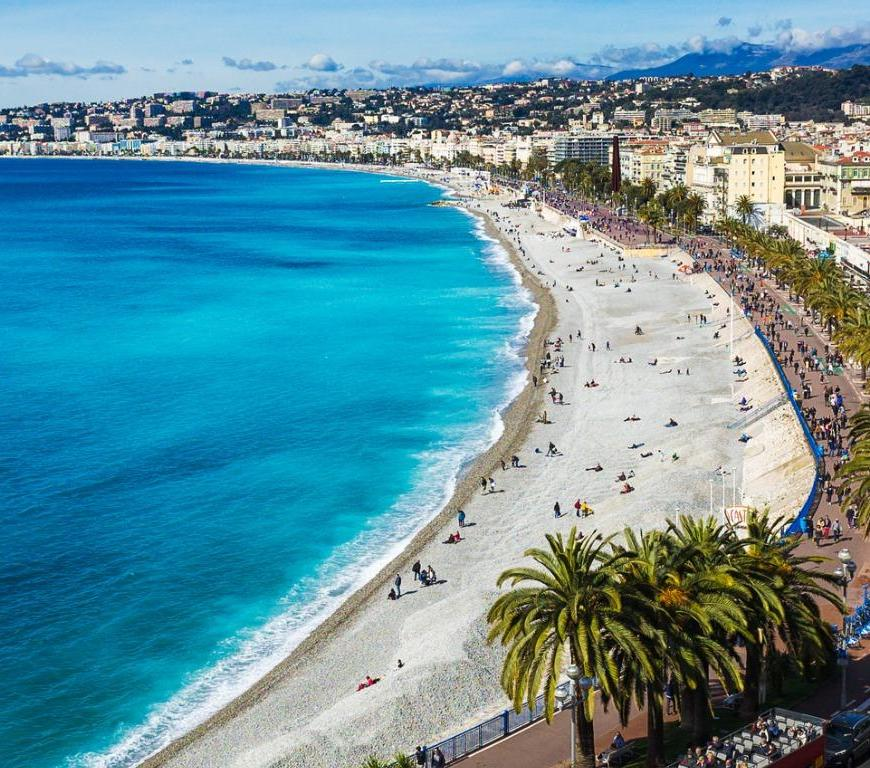 Banner Nice Cote d'Azur
