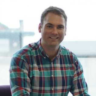 John Wilmot, CEO of Nameloop.