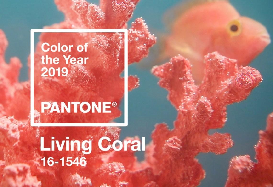 arredamento 2019_pantone living coral