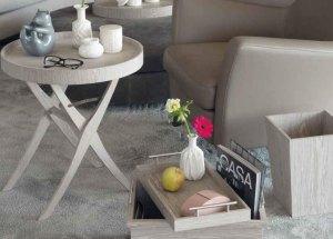 tavolini-originali con vassio di Tognana - Linea Urban