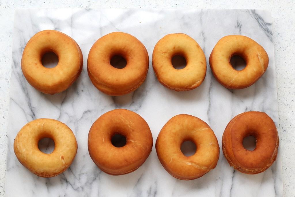 Ricetta Doughnuts