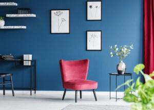 tendenze arredamento 2020 classic blue