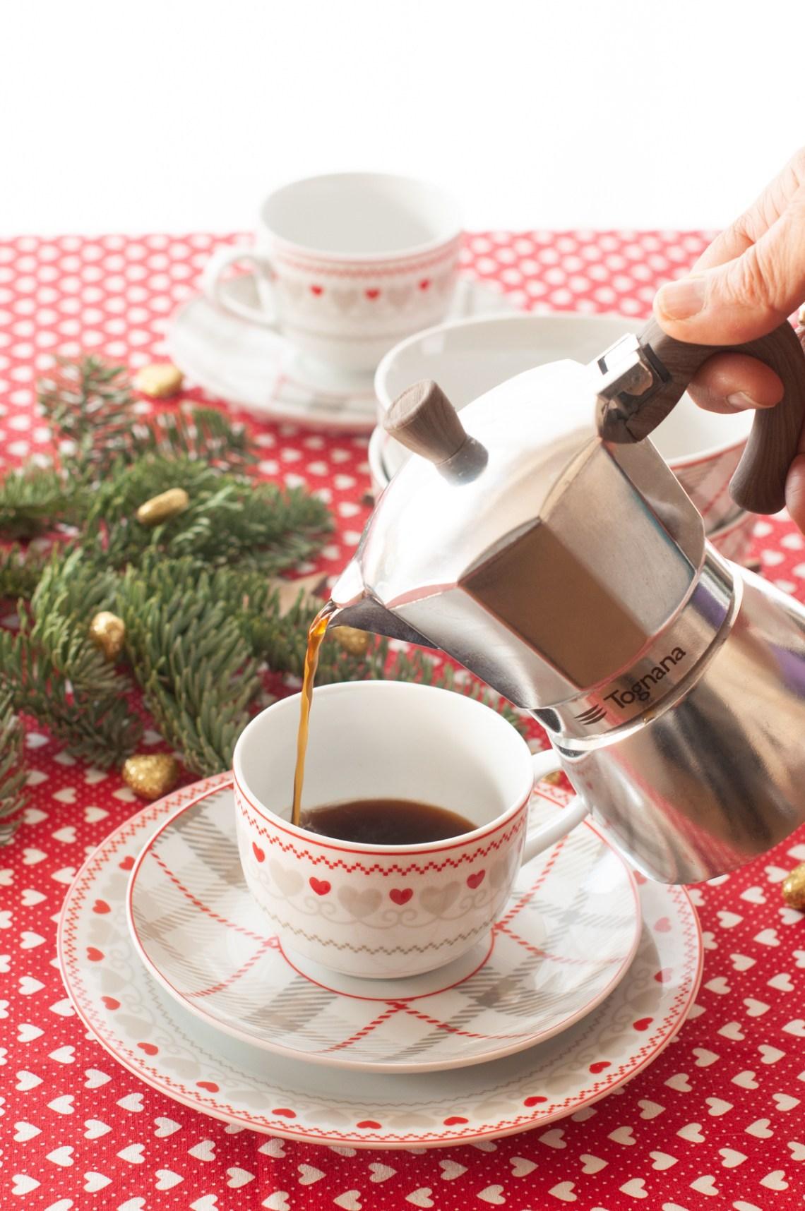 servizio caffè Tognana Brunico