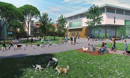 New Veterinary Medical Center on the Drawing Board