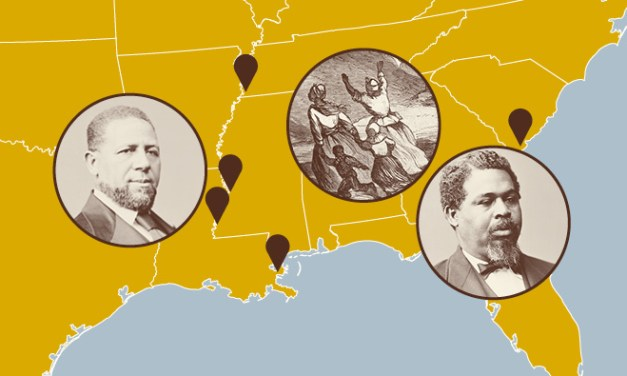 Mapping the Reconstruction Era