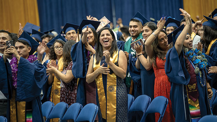 Chicanx/Latinx Graduation Celebration 2018
