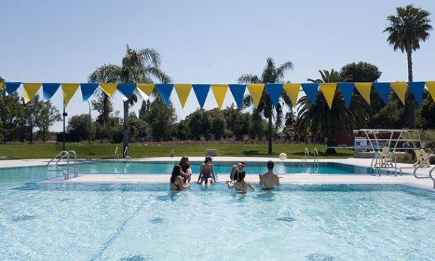 Rec Pool Reopens
