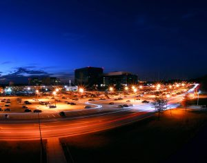 NSA HQ - the mission never sleeps