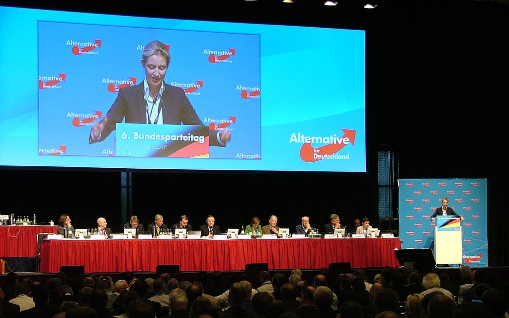 Under Pressure: Right-Wing Party AfD Moves into the German Parliament