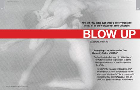 Blow Up Spread