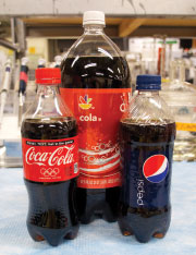 soda samples