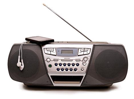 Phone and Radio