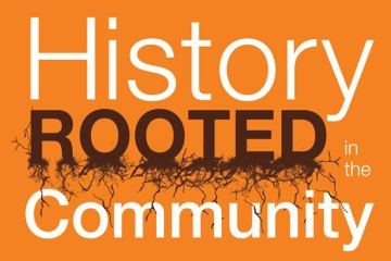 History Rooted in the Community Graphic