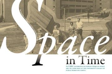 Space in Time with family running