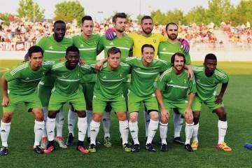 Christos FC team photo