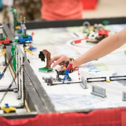 First LEGO League at UMBC, 2017