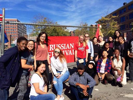 A field trip to Baltimore's Russian Festival.