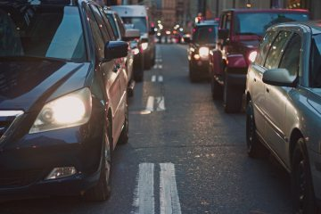 cars congestion street