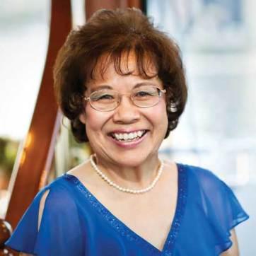 Eva Teng Marcus in 2009