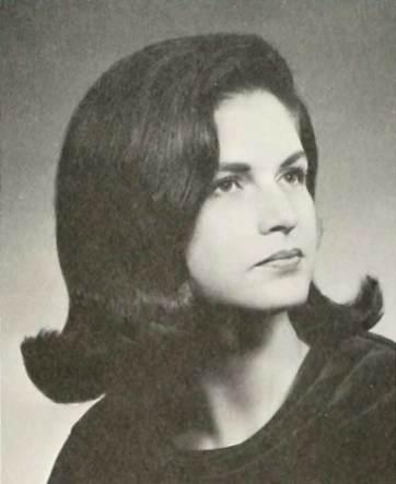 """Alice Ann """"Sann"""" Moore in 1966"""
