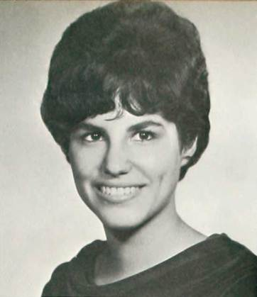"""Marilyn """"Marty"""" Spigel in 1966"""