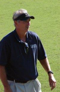 Coach Kurt Glaeser