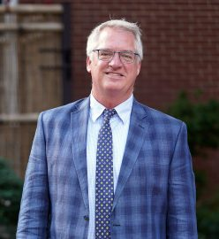 """""""As a college of education in a public university, we have a responsibility to be actively involved in the life of our partner schools,"""" said College of Education Dean Peter Kelly."""