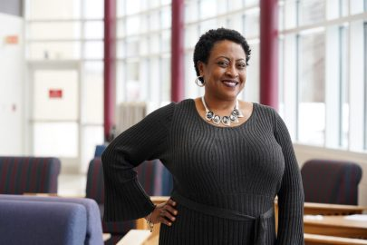 Kimberly Young, executive director of continuing and professional studies, collaborated with the College of Education to offer K-12 teachers help with virtual instruction.