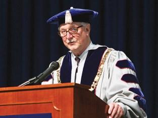 President Richard V. Hurley