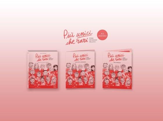 """L'immagine mostra i libri dell'iniziativa di """"Librì, progetti educativi"""" e Sanofi"""