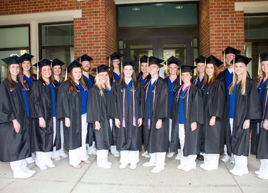 Congrats to the Class of 2017 Nursing Students