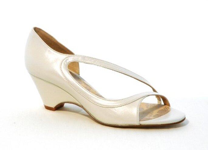 Zapatos de novia Enepe 2011 - modelo neus
