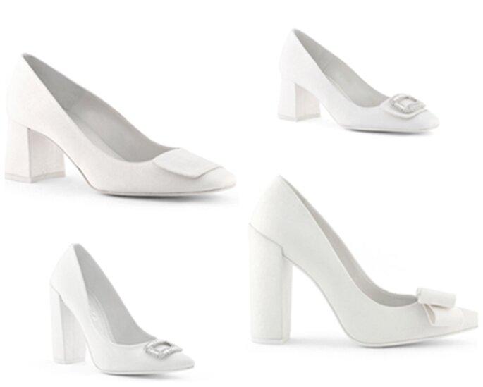 zapatos de novia Rosa Clará 2013