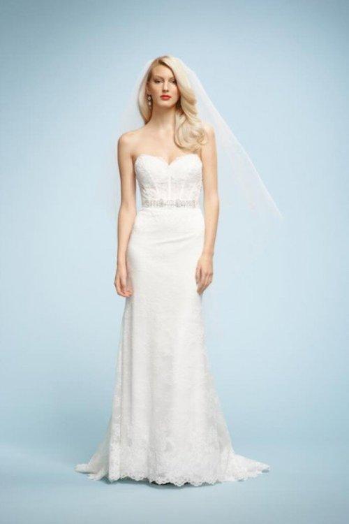 Eiige el velo de novia de acuerdo con tu estatura - Foto Watters