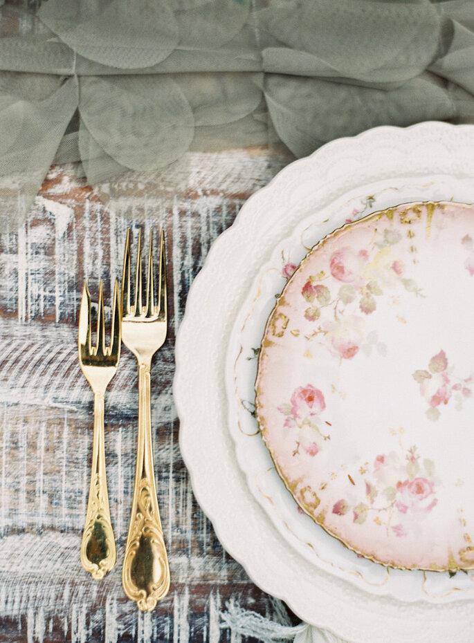 Cómo hacer que tu boda vintage sea la más hermosa sin gastar mucho - Caroline Frost Photography