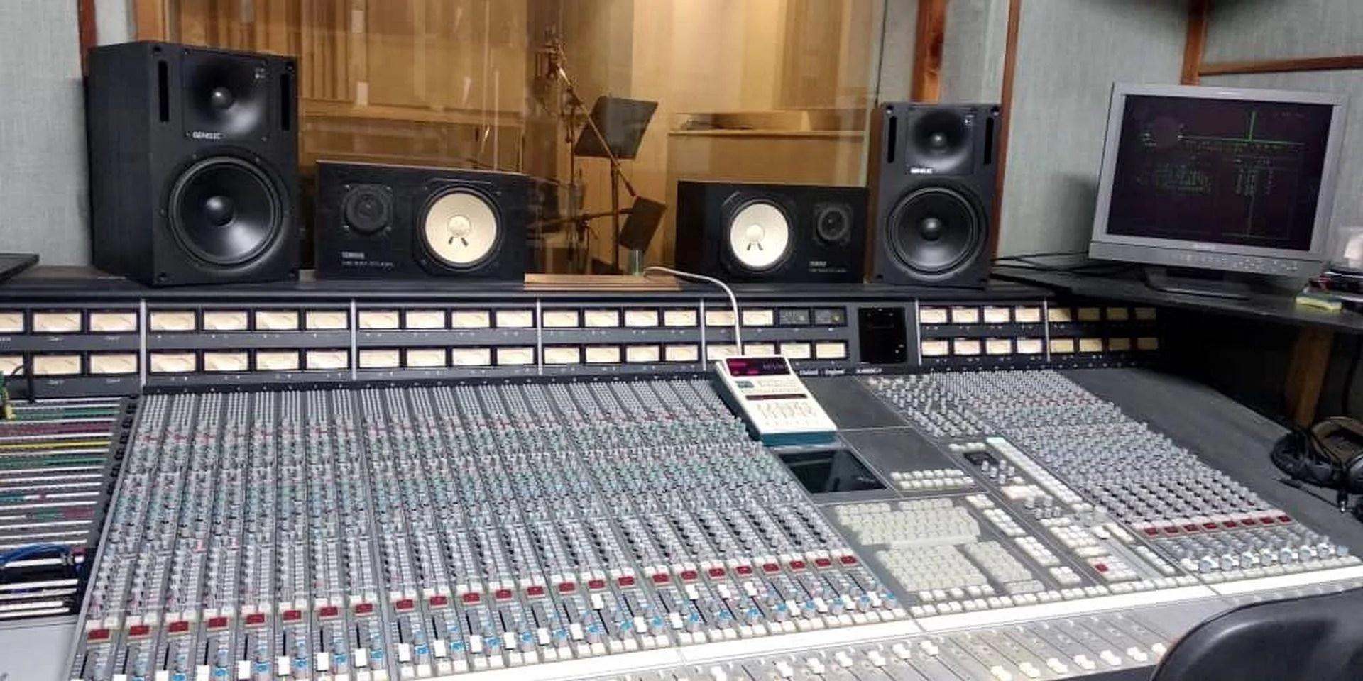 Recording studio Ojalá, by Silvio Rodríguez. Photo: Courtesy of Studies Hopefully.