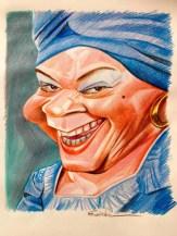 Celeste Mendoza. Ilustración: Esteban Isnardi.